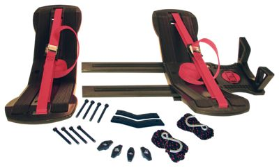 Malone Seawing Stinger Car Kayak Carrier Combo by