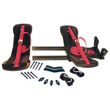 Malone Seawing Stinger Car Kayak Carrier Combo
