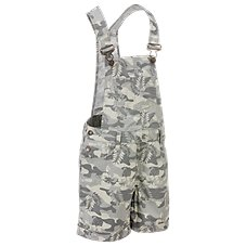 Bass Pro Shops Camo Shortalls for Toddlers or Girls