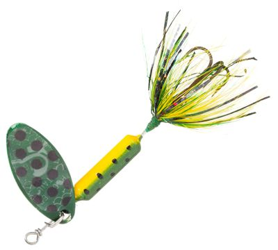 Worden's Original Rooster Tail 1/4 oz. Lure – Frog Spot