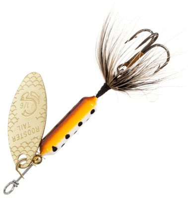 Worden's Original Rooster Tail – 1/8 oz. – Brown Trout