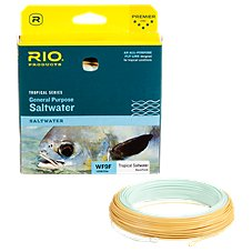 Rio General Purpose Tropical Saltwater Fly Line Image