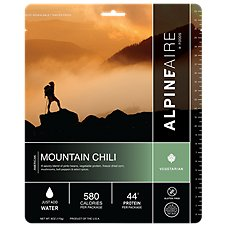 AlpineAire Foods Mountain Chili Dehydrated Food