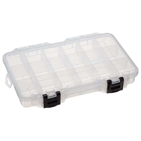 Plano Fixed Compartment StowAway Utility Box - 18 Fixed Compartments - 11' x 7-1/4' x 1-3/4'