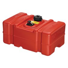Scepter Rectangular Portable Fuel Tank