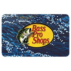 Bass Pro Shops Any Occasion Gift Card