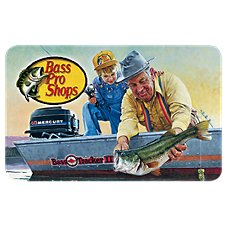 Bass Pro Shops For Dad Gift Card Image