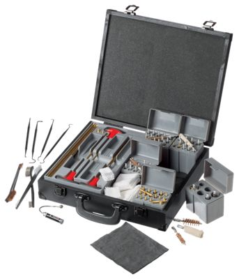 RangeMaxx 82-Piece Master Gun Cleaning Kit by