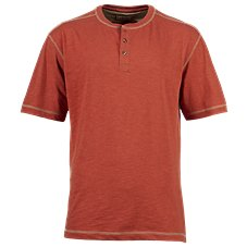 Hobbs Creek Shadow Rock Henley for Men
