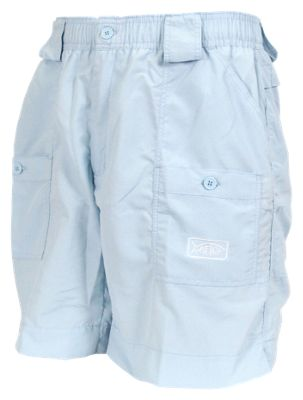 8b145ae2 AFTCO Bluewater Wear Traditional Shorts for Men - Sky Blue - 28 $55 ...