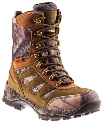 SHE Outdoor Cami High Insulated Waterproof Hunting Boots for Ladies – TrueTimber HTC – 6M