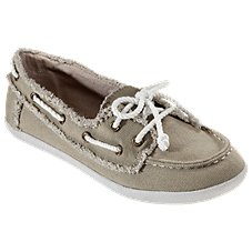 Natural Reflections Copperton Boat Shoes for Ladies