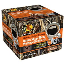 Bass Pro Shops Uncle Buck's Donut Shop Blend Single Serve Coffee Brew Cups