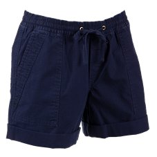 Natural Reflections Ripstop Drawstring Shorts for Ladies