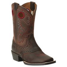 Ariat Roughstock Western Boots for Toddlers or Kids