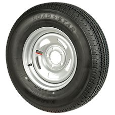 C.E. Smith Loadstar ST215/75R14C Trailer Tires