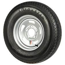 C.E. Smith Loadstar ST185/80R13C Trailer Tire