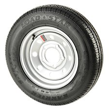 C.E. Smith Loadstar ST145/R12D Trailer Tire