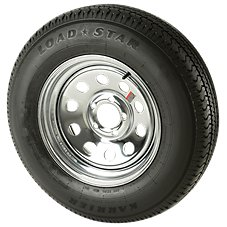 C.E. Smith Loadstar ST205/75R15D Trailer Tire