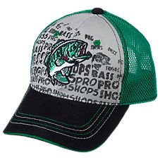 Bass Pro Shops Graffiti Cap for Babies, Toddlers, or Kids