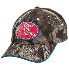 a4708f269c3 Bass Pro Shops Shimmer Logo Cap for Ladies