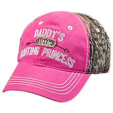 Bass Pro Shops Daddy's Little Hunting Princess Cap for Toddler Girls