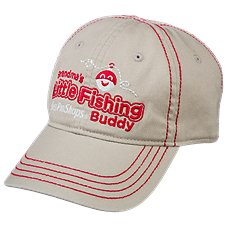 Bass Pro Shops Grandma's Little Fishing Buddy Cap for Babies