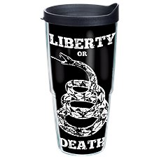 Tervis Tumbler Bass Pro Shops Liberty or Death Insulated Tumbler