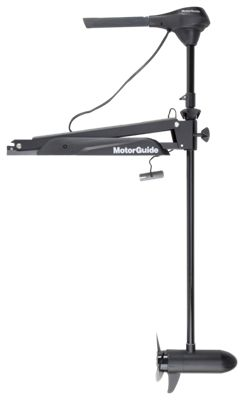 MotorGuide X3 Carbon Shaft Hand-Controlled Bow Mount Trolling Motor - 55 lbs.