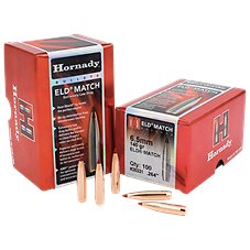 Hornady ELD-Match Rifle Bullets