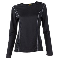 Bass Pro Shops Double Layer Thermal Crew for Ladies
