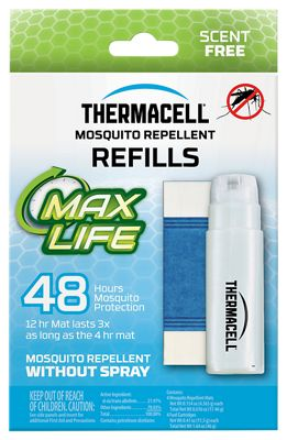ThermaCELL Max Life Mosquito Repellent Refill Kit