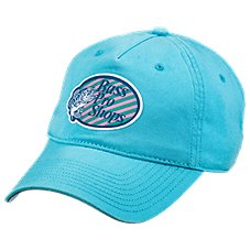 Bass Pro Shops Woven Label Twill Cap for Ladies