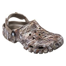 Crocs Off Road Sport TrueTimber Outdoor Clogs for Men