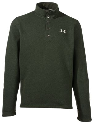 Under Armour Specialist Storm Sweater For Men Artillery Greengraystone M
