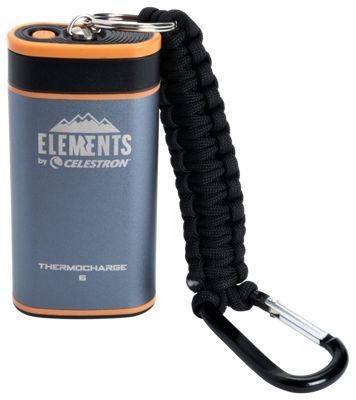 Celestron Elements Thermocharge 6 Hand Warmer/Portable Power Bank by