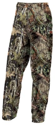 RedHead Squaltex BONE-DRY Waterproof Rain Pants with SCENTINEL for Men – Mossy Oak Break-Up Country – 2XL