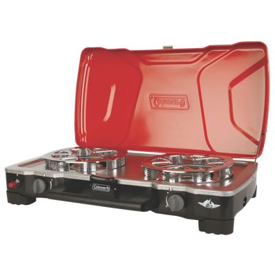 Image of Coleman FyreSergeant 3-in-1 Propane Camp Stove
