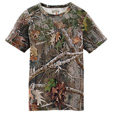 RedHead True Fit Camo T-Shirt for Youth