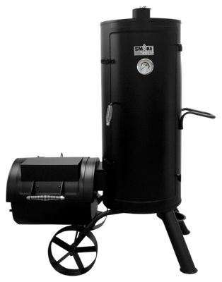 Name Smoke Canyon Vertical Smoker With Offset Firebox Image Https Bpro Scene7 Is 2286263 9992286263 Type Itembean
