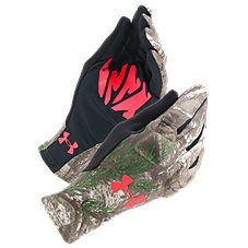 Under Armour Scent Control 2.0 Liner Gloves for Ladies