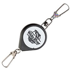 White River Fly Shop Zinger Tape Measure