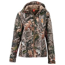 SHE Outdoor Insulated Hunting Jacket for Ladies