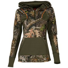SHE Outdoor EXP Camo Hoodie for Ladies