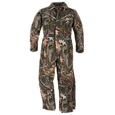 RedHead Silent-Hide Insulated Coveralls for Youth