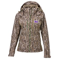 Banded White River Jacket for Ladies
