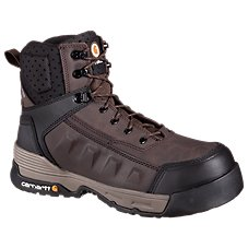 Carhartt Force 6'' Waterproof Safety Toe Work Boots for Men