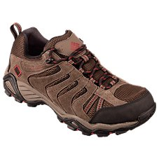 Columbia North Plains II Waterproof Hiking Shoes for Men