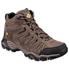 Columbia North Plains II Mid Waterproof Hiking Boots for Men