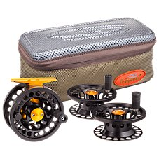 Cheeky Fly Fishing Tyro Triple Play Fly Reel